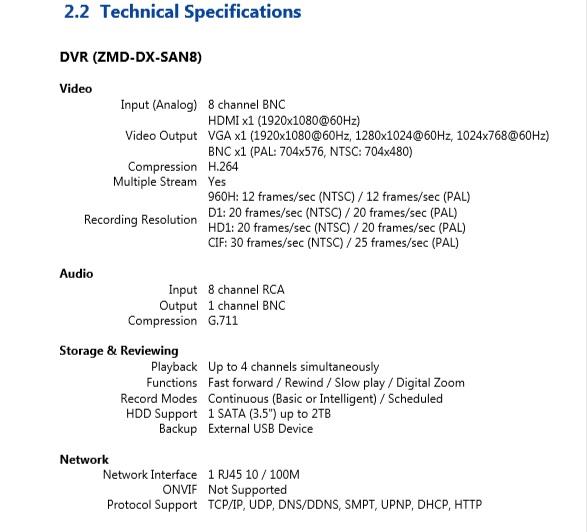 How do I get microphone audio on my Zmodo DVR