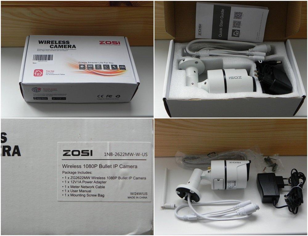 REVIEW] ZOSI 1080 P Wi Fi IP Camera - IP/Megapixel Cameras and