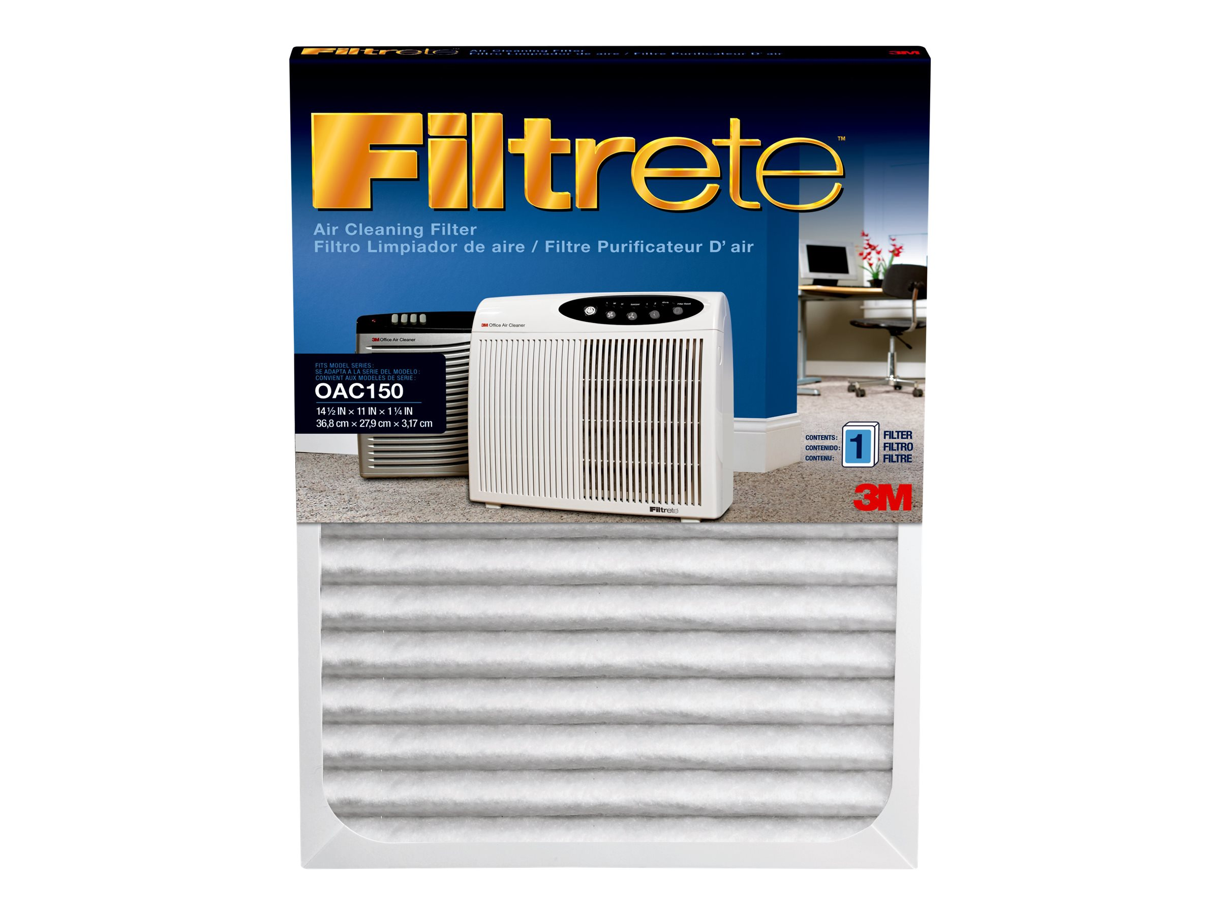 Image for 3M Filtrete - Filter from Circuit City