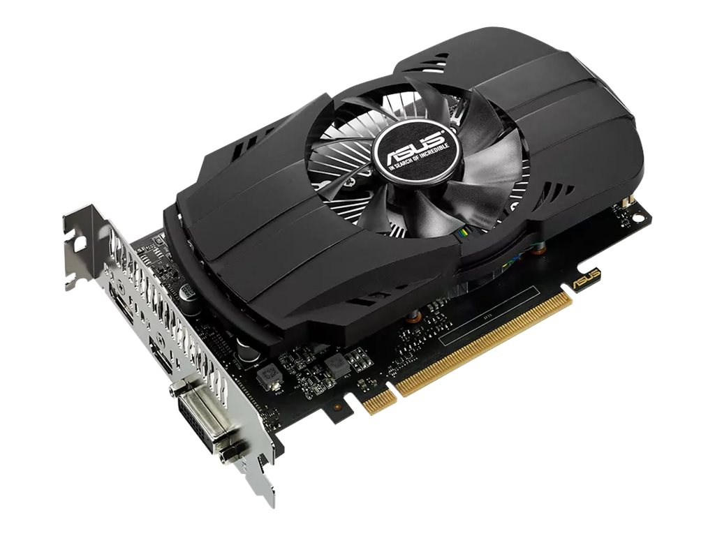 Image for Asus - Graphics Card - Gf Gtx 1050 Ti - 4 Gb from Circuit City