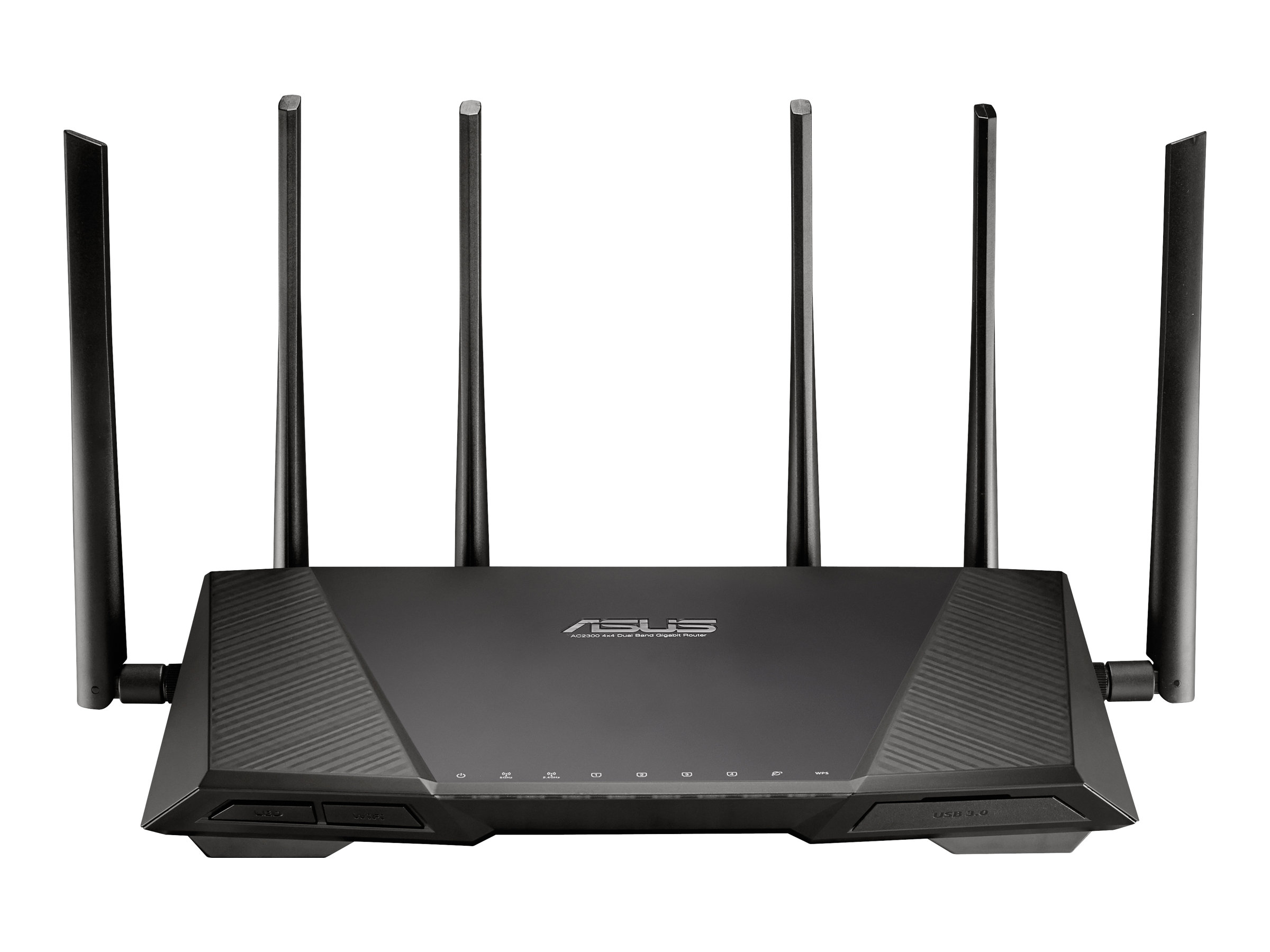 Image for Asus - Wireless Router - 802.11A/B/G/N/Ac - Desktop from Circuit City