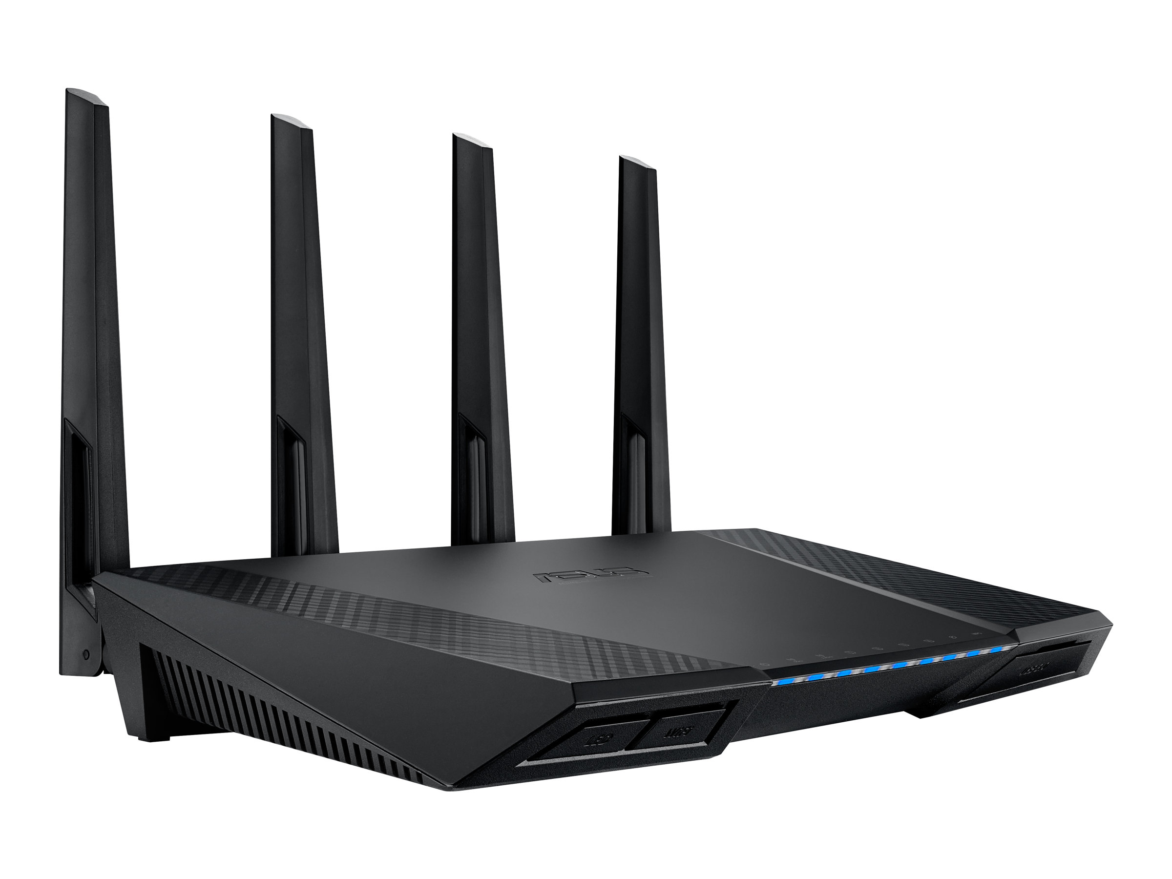 Image for Asus - Wireless Router - 802.11A/B/G/N/Ac - Desktop, Wall-Mountable from Circuit City