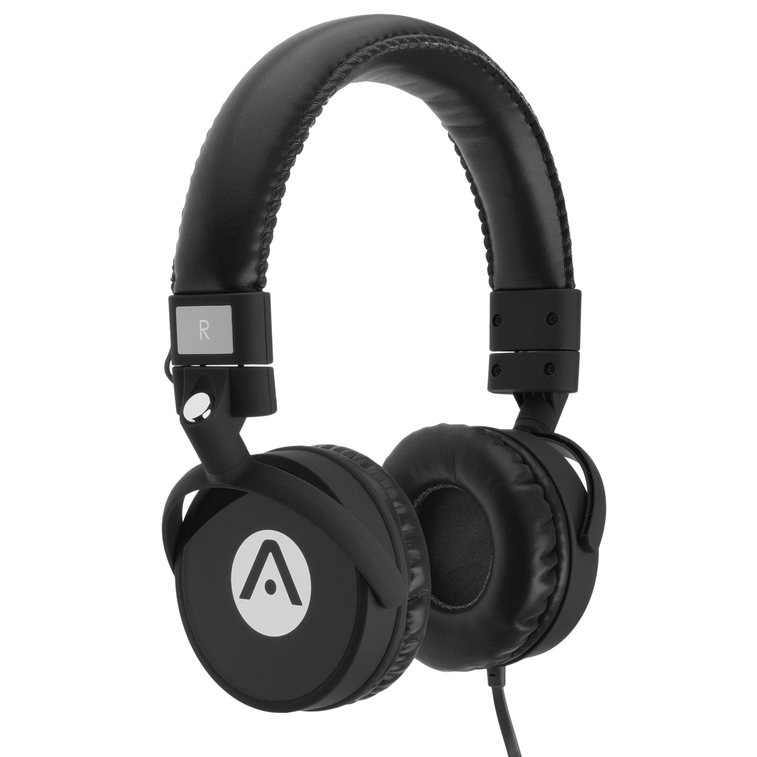 Image for Audiomate A7 Stereo Bass Headphones With Microphone - Black from Circuit City