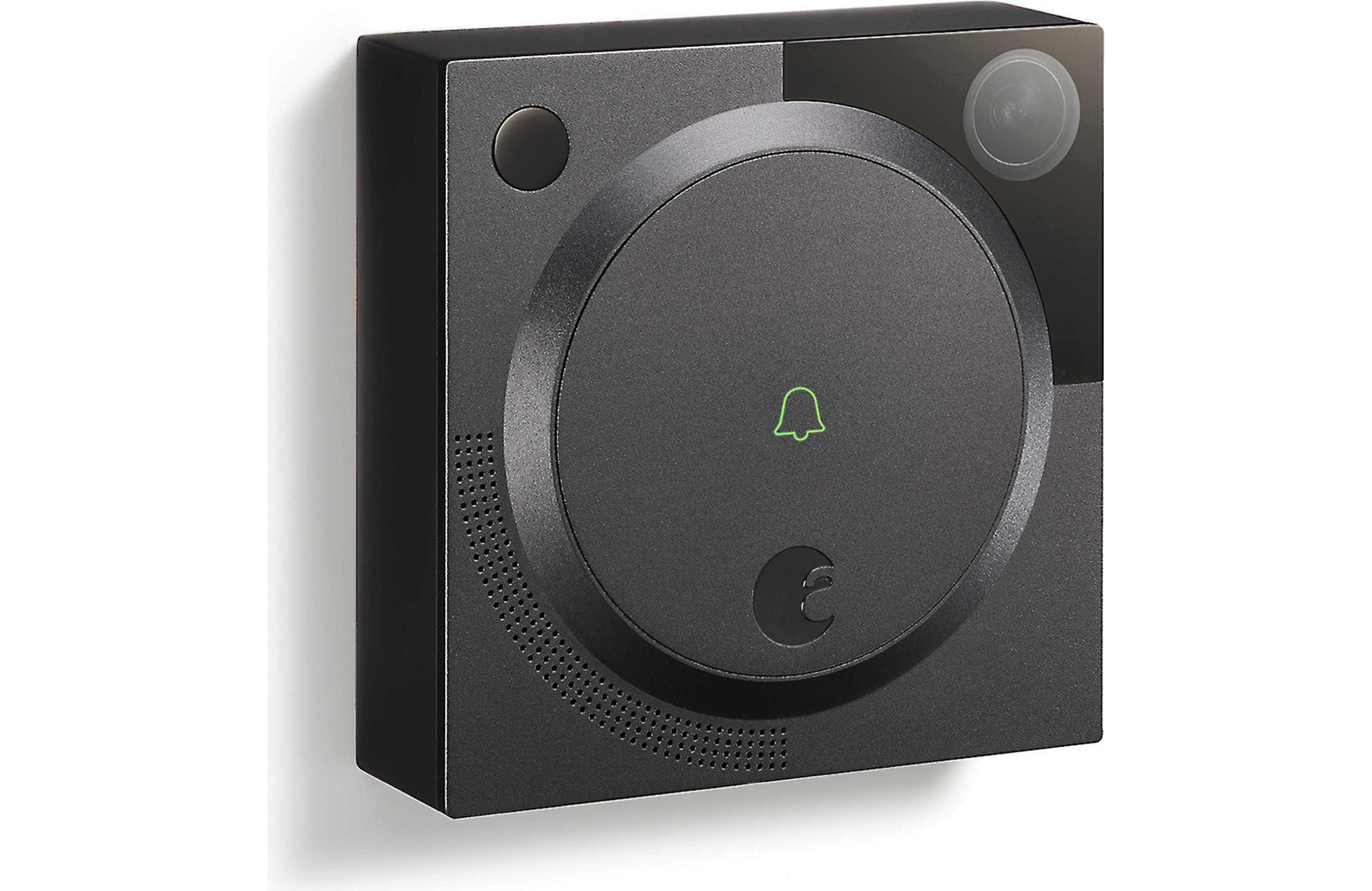 Image for August Doorbell Cam Pro Dark Gray from Circuit City