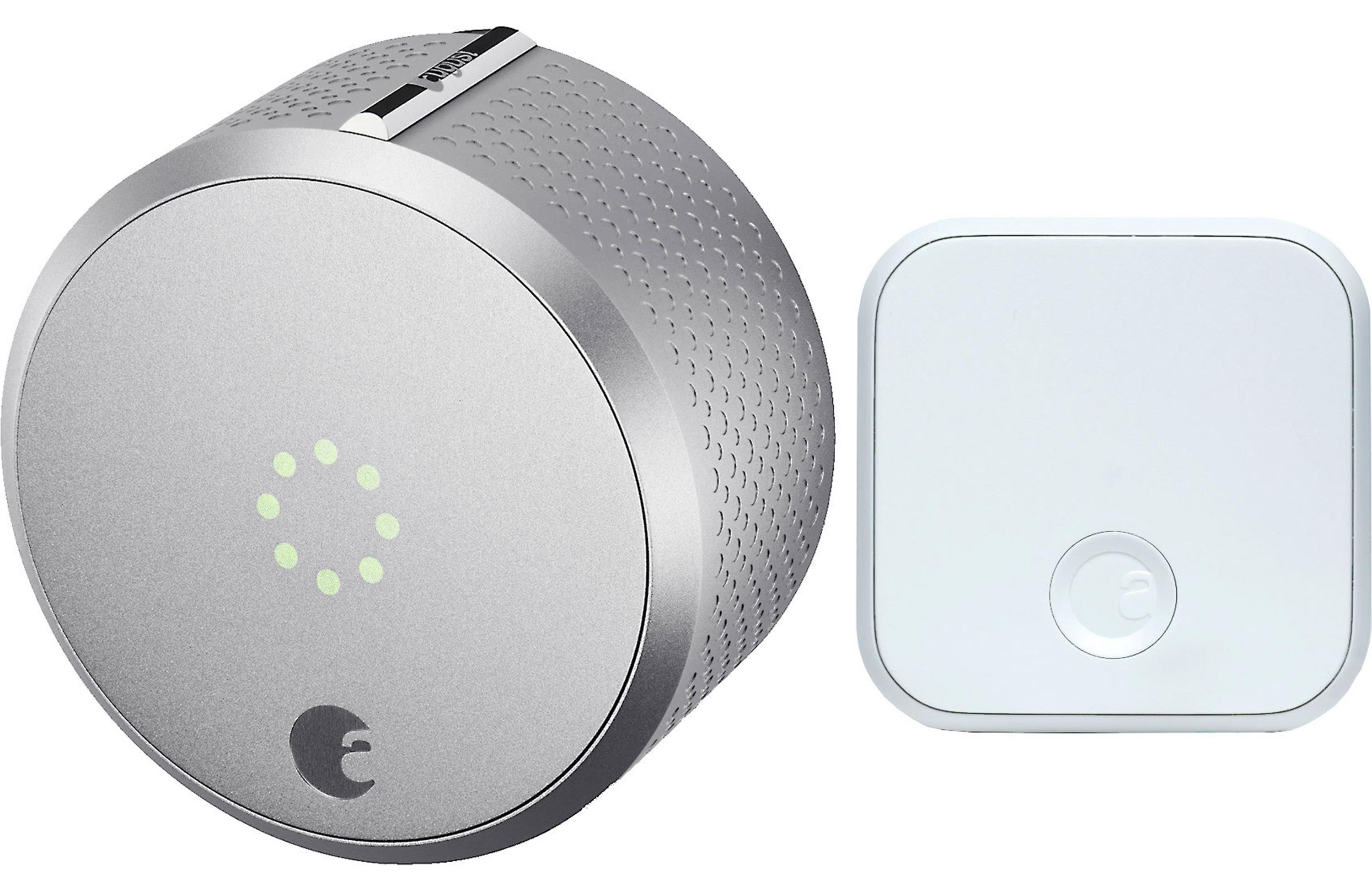 Image for August Smart Lock Pro + Connect - Door Lock from Circuit City