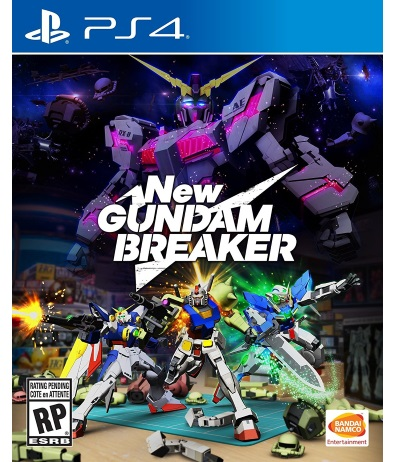 Image for New Gundam Breaker - Sony PlayStation 4 from Circuit City