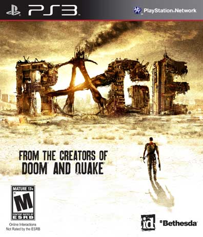 Image for Rage - Sony Playstation 3 from Circuit City