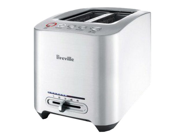 Image for Breville Die-Cast 2-Slice Smart Toaster - Toaster from Circuit City