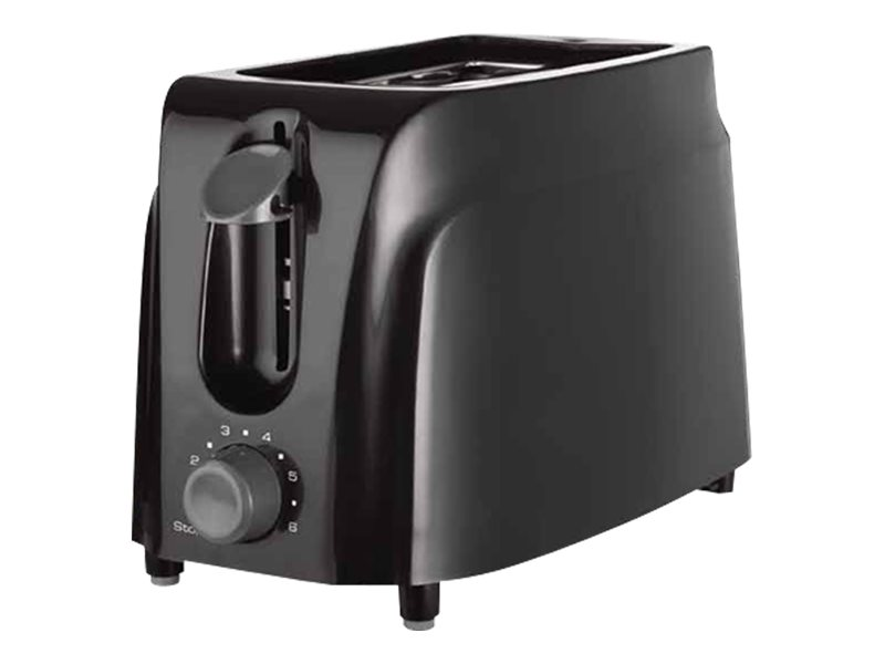 Image for Brentwood - Toaster - Black from Circuit City