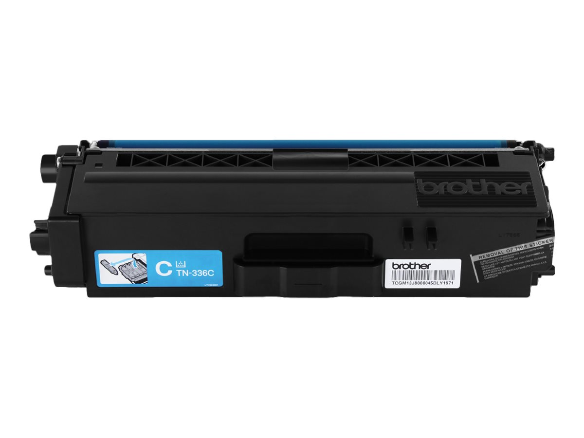 Image for Brother - High Yield - Cyan - Original - Toner Cartridge from Circuit City