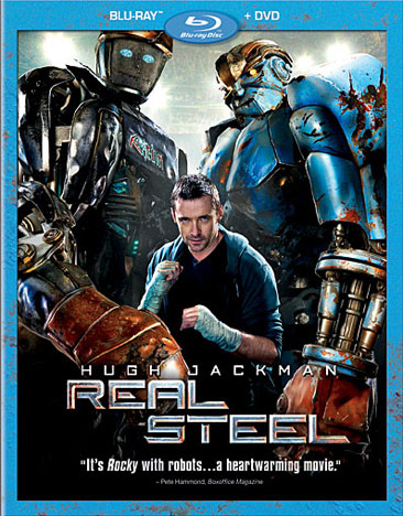 Image for Real Steel (Blu-Ray/Dvd/2 Disc/Ws-2.35/Eng-Fr-Sp Sub) from Circuit City