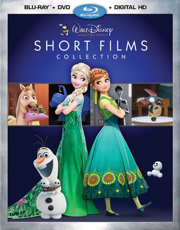 Image for Walt Disney Animation Studios Short Film Collection (Blu-Ray/Dvd) from Circuit City