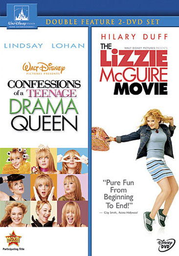 Image for Confessions Of A Teenage Drama Queen/Lizzie Mcguire Movie (Dvd/2 Disc) from Circuit City