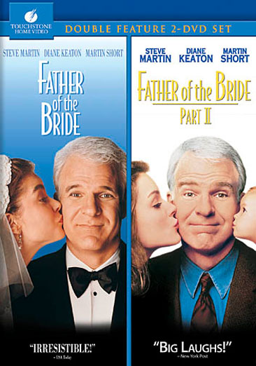 Image for Father Of The Bride/Father Of The Bride 2 (Dvd/2 Movie Collection) from Circuit City
