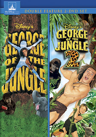 Image for George Of The Jungle/George Of The Jungle 2 (Dvd/2 Movie Collection) from Circuit City