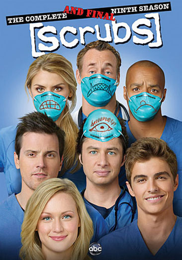 Image for Scrubs-9Th Season (Dvd/2 Disc/Complete & Final 9Th Season) from Circuit City