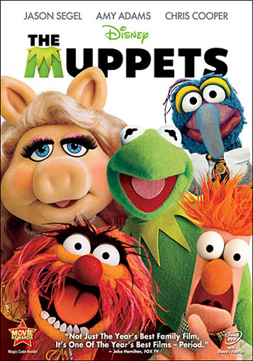 Image for Muppets (Dvd/Single Disc/Ws/Eng Sdh-Fr-Sp Sub) from Circuit City