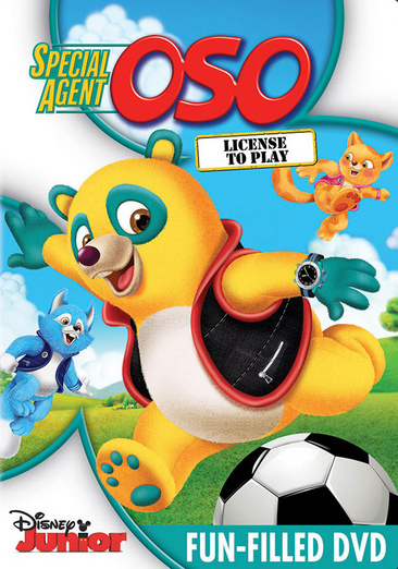 Image for Special Agent Oso-License To Play (Dvd) from Circuit City