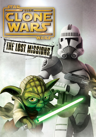 Image for Star Wars-Clone Wars-Lost Missions (Dvd/3 Disc) from Circuit City