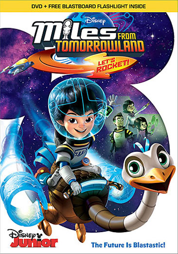 Image for Miles From Tomorrowland-Lets Rocket (Dvd) from Circuit City