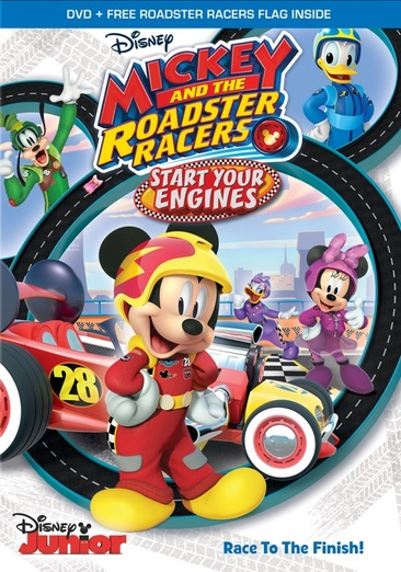 Image for Mickey & The Roadster Racers-Start Your Engines (Dvd) from Circuit City