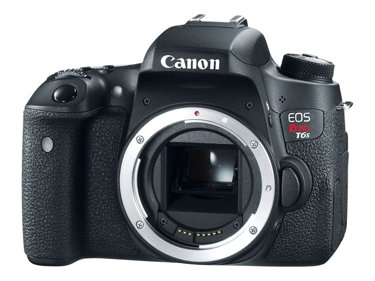 Image for Canon Eos Rebel T6S - Digital Camera Ef-S 18-135Mm Is Stm Lens from Circuit City