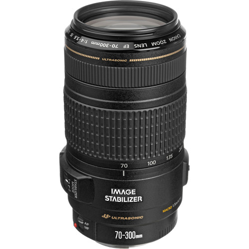 Image for Canon EF zoom lens - 70 mm - 300 mm from Circuit City