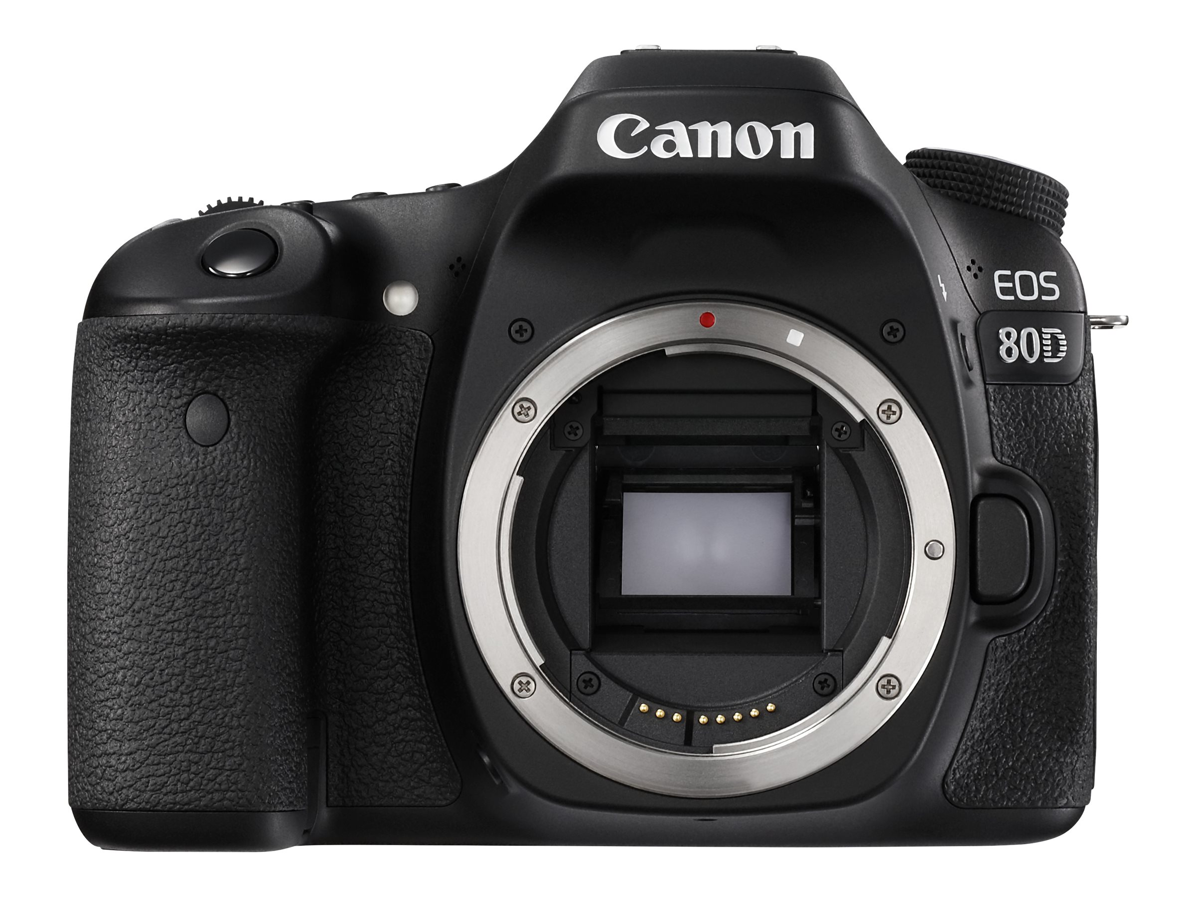 Image for Canon EOS 80D DSLR Camera with 18-135mm f/3.5-5.6 IS USM Lens from Circuit City