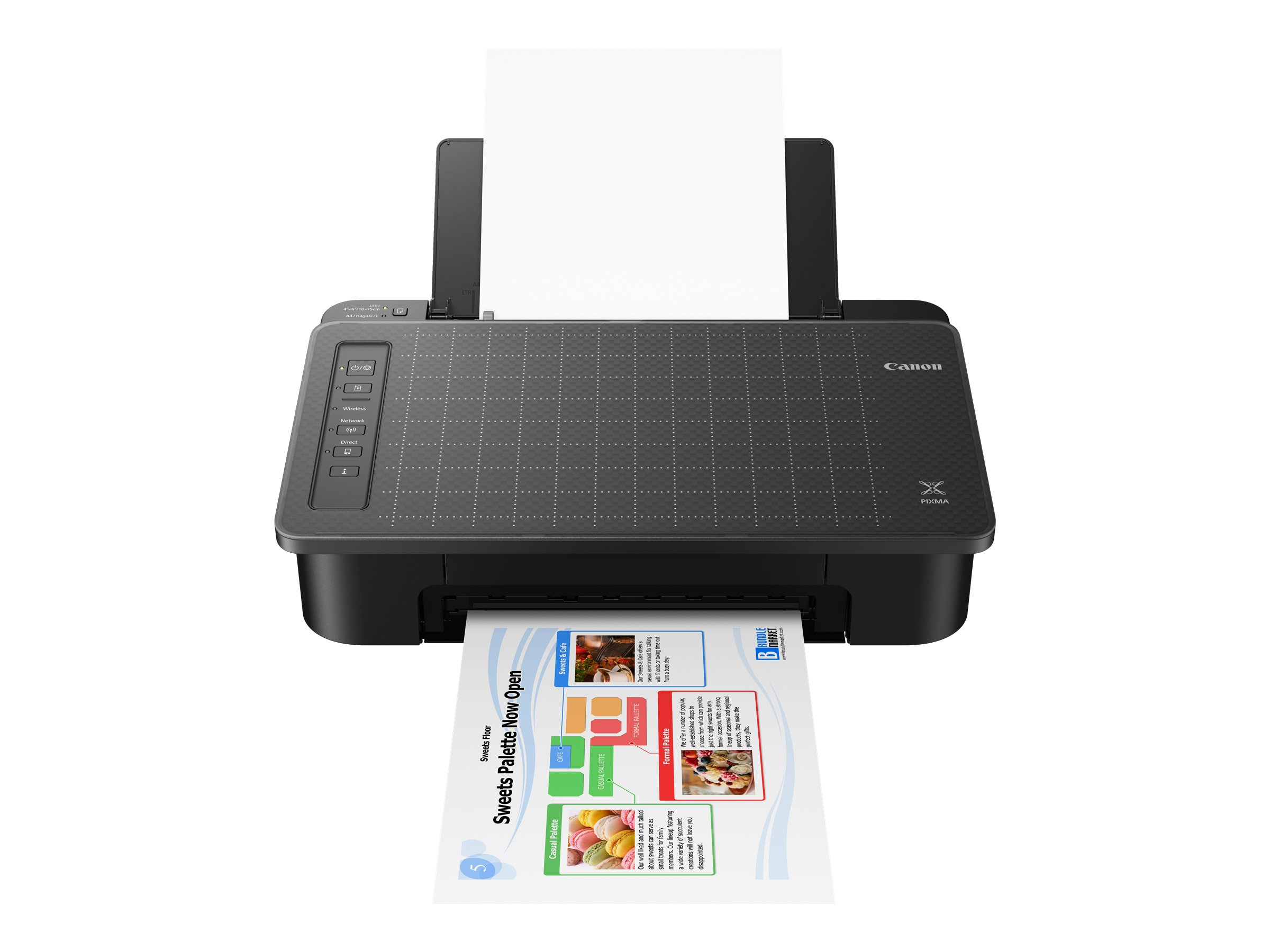 Image for Canon Pixma Ts302 - Printer - Color - Ink-Jet from Circuit City