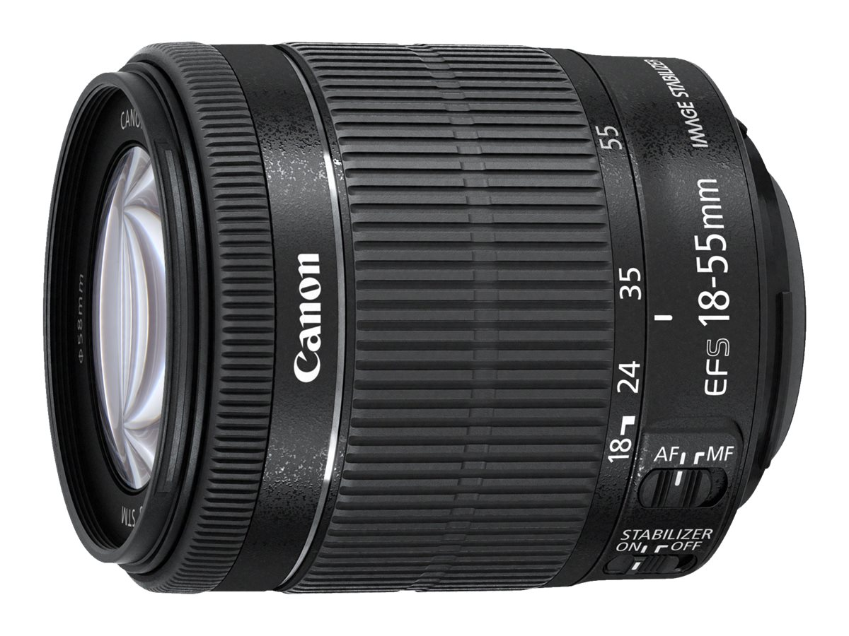 Image for Canon Ef-S Zoom Lens - 18 Mm - 55 Mm from Circuit City
