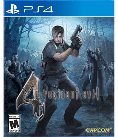 Image for Resident Evil 4 Hd - Sony Playstation 4 from Circuit City