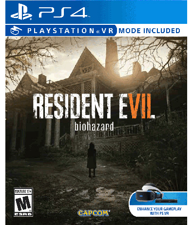 Image for Resident Evil 7 Biohazard - Sony PlayStation 4 from Circuit City