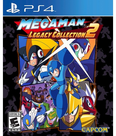 Image for Mega Man Legacy Collection 2 - Sony PlayStation 4 from Circuit City
