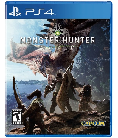 Image for Monster Hunter:World (Dates Tbd) from Circuit City