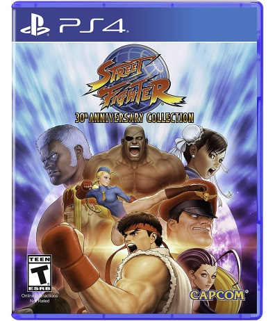 Image for Street Fighter 30th Anniversary Collection - Sony PlayStation 4 from Circuit City