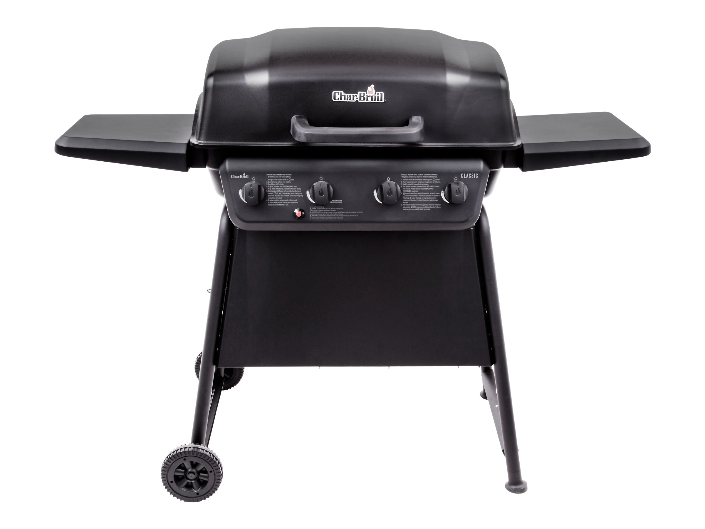 Image for Char-Broil Classic - Barbeque Grill - Black from Circuit City