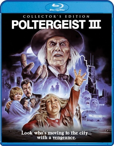 Image for Poltergeist Iii (Blu Ray/Collectors Edition) (Ws/1.85:1) from Circuit City