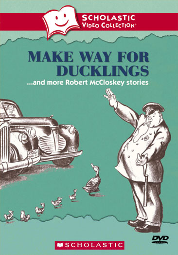 Image for Make Way For Ducklings (Dvd)-Nla from Circuit City