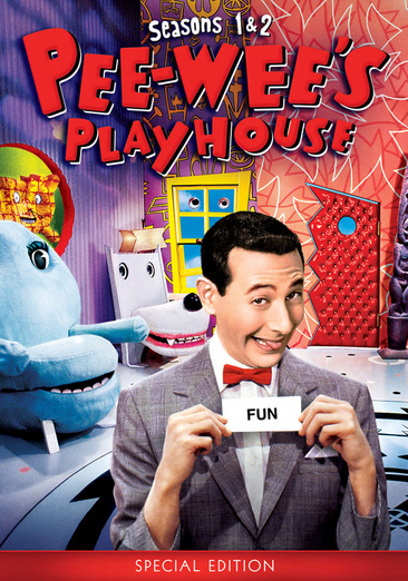 Image for Pee-Wees Playhouse-Seasons 1 & 2 (Dvd/Special Edition/Ff/4 Disc) from Circuit City