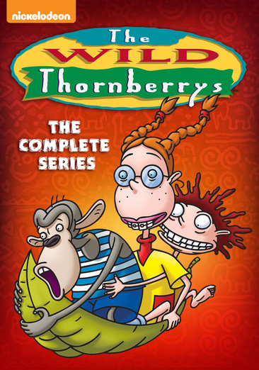 Image for Wild Thornberrys-Complete Series (Dvd) (15Discs) from Circuit City