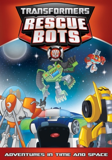 Image for Transformers Rescue Bots-Adventures In Time & Space (Dvd/(Ws) from Circuit City