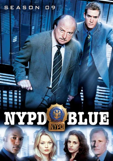 Image for Nypd Blue-Season 9 (Dvd/5 Disc/Ff) from Circuit City
