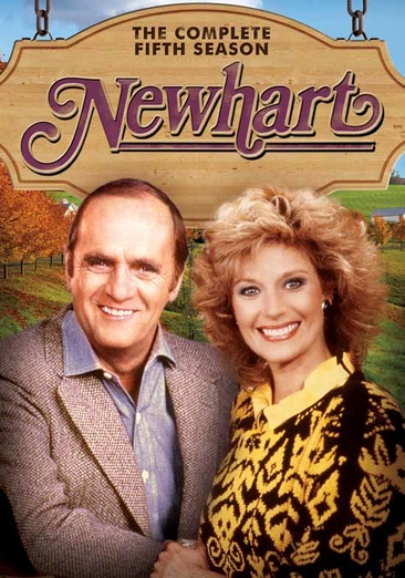 Image for Newhart-Complete Fifth Season (Dvd) (3Discs/Ff) from Circuit City