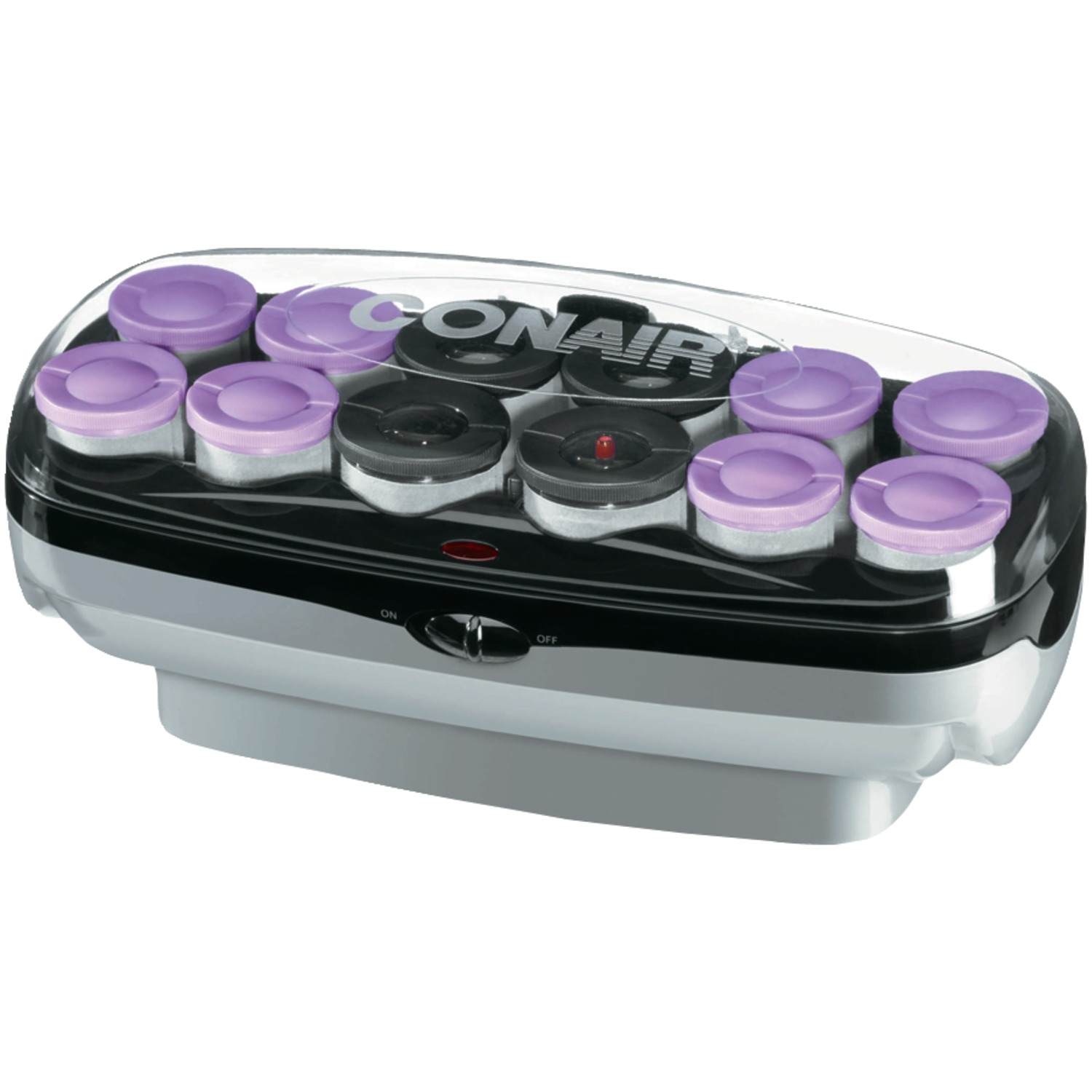 Image for Conair Heat Waves Jumbo And Super Jumbo - Hair Rollers from Circuit City