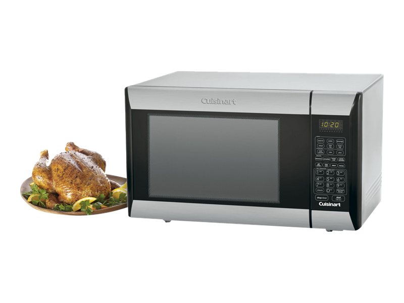 Image for Cuisinart - Microwave Oven With Convection And Grill - Freestanding - Stainless Steel from Circuit City