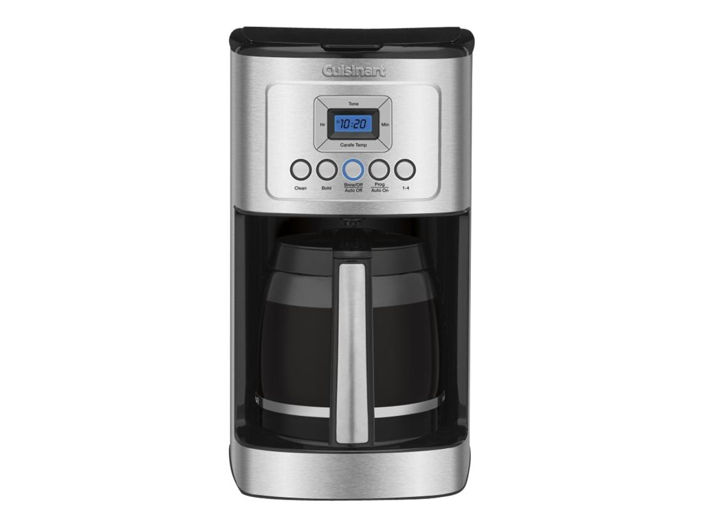 Image for Cuisinart - Coffee Maker - Black/Stainless from Circuit City