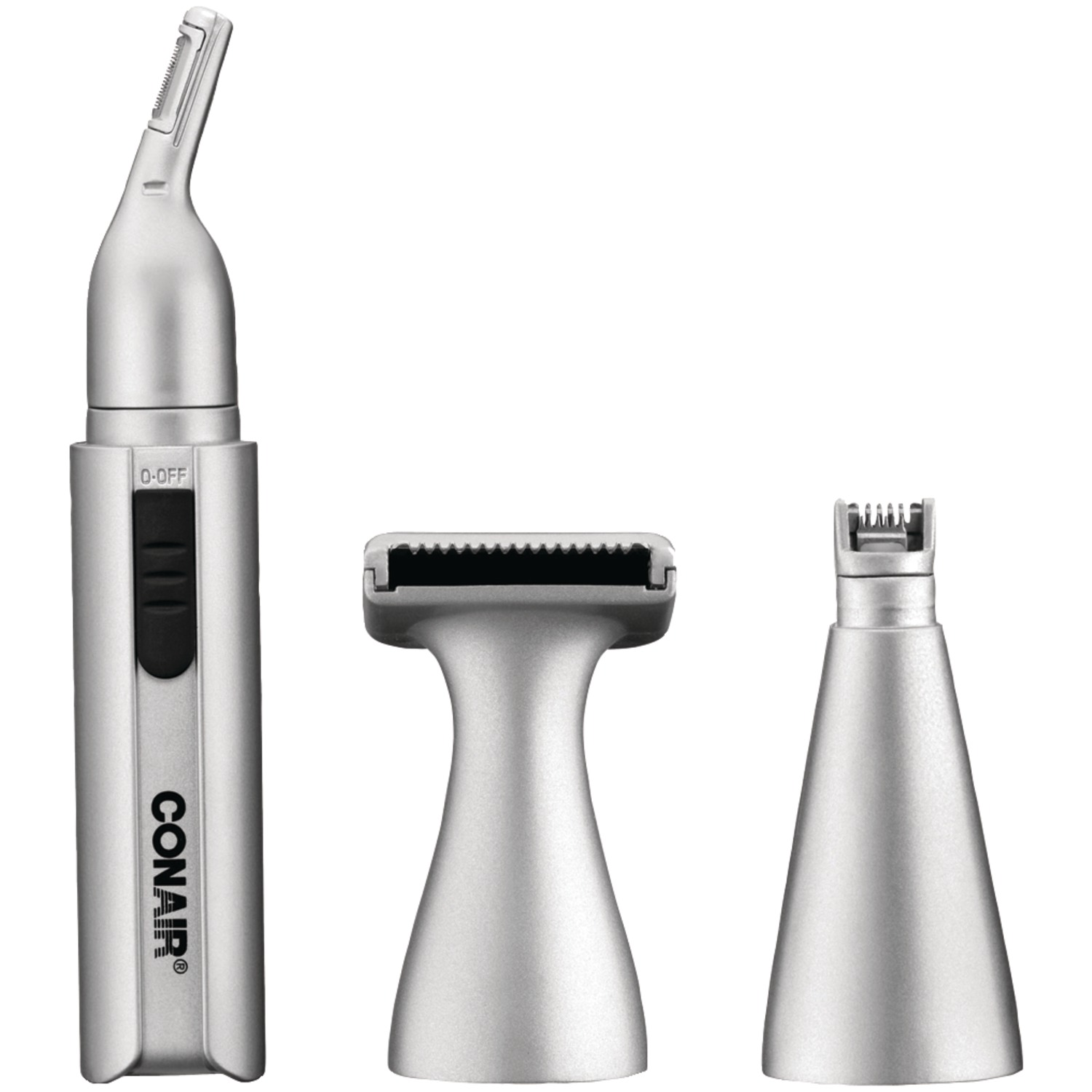 Image for Conair - Trimmer - Silver from Circuit City