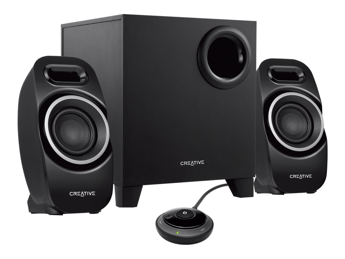 Image for Creative T3250 Wireless - Speaker System - For Pc - Wireless from Circuit City