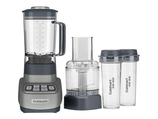 Image for Cuisinart Velocity Ultra Trio - Food Processor - Die-Cast from Circuit City