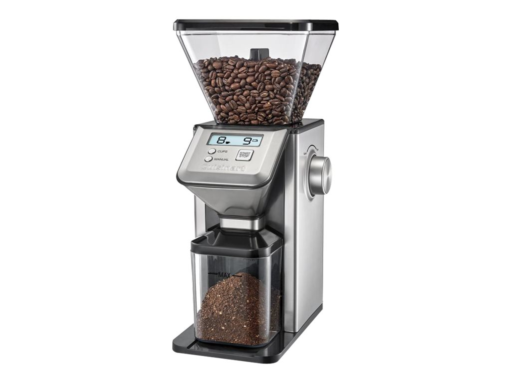 Image for Cuisinart Deluxe - Coffee Grinder - Black/Stainless from Circuit City